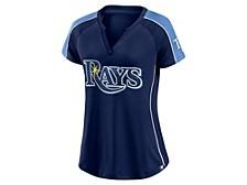 Women's Tampa Bay Rays League Diva T-Shirt