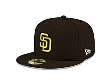 San Diego Padres Wool Authentic Collection UV 59FIFTY Cap