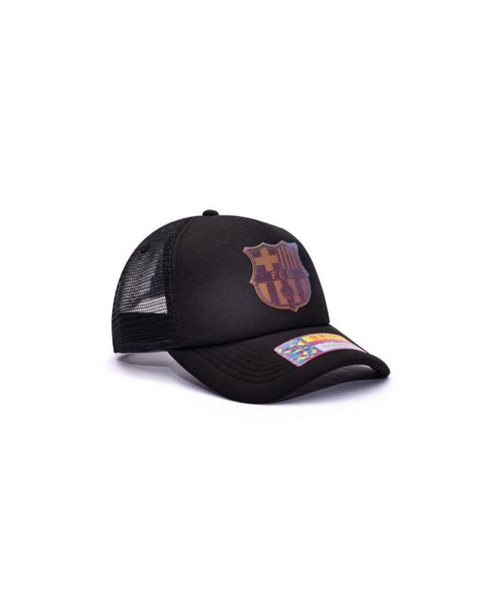 Fan Ink FC Barcelona Soccer Club Team Shield Trucker Cap & Reviews - Soccer - Sports Fan Shop - Macy's