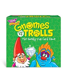 GNOMES vs TROLLS Three Corner Card Game