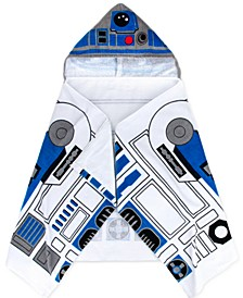 R2 D2 Hooded Towel