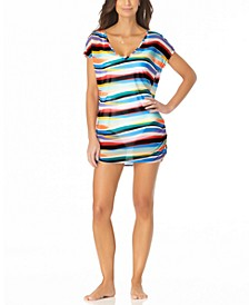 Mesh Tunic Cover-Up