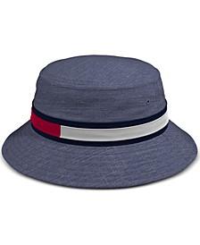 Men's Tino Chambray Bucket Hat