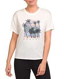 Cotton Koh Lanta Washed GF Graphic T-Shirt