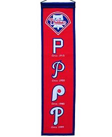 Winning Streak Philadelphia Phillies Heritage Banner