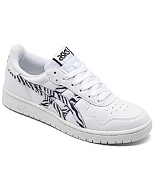 Women's Japan S Zebra Casual Sneakers from Finish Line