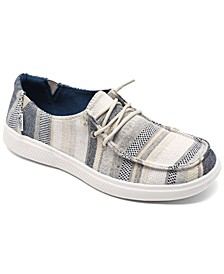 Women's BOBS Skipper - Hampton Bays Oxford Walking Sneakers from Finish Line