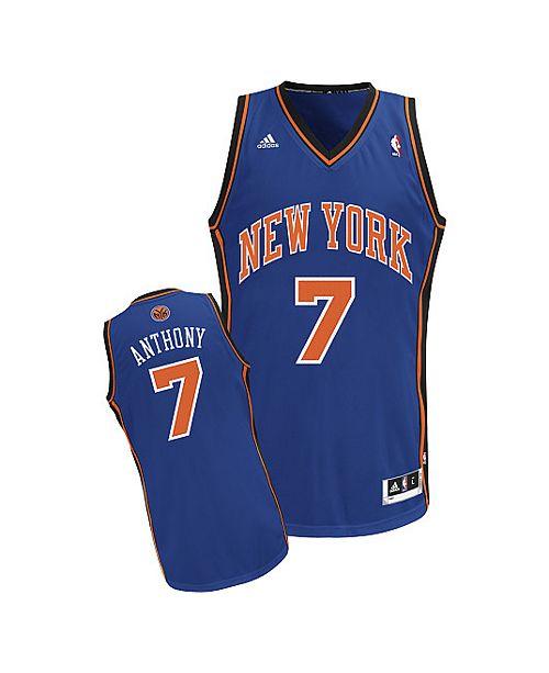 ba70e91fe9fc8 adidas Kids  Carmelo Anthony New York Knicks Revolution 30 Jersey ...