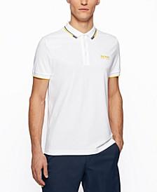 BOSS Men's Active Golf Regular-Fit Polo