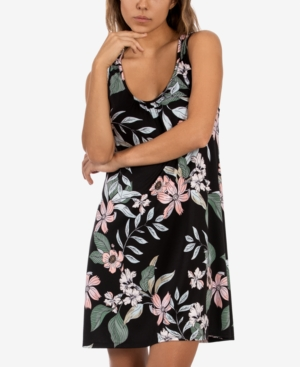 Vivienne Lace-Back Cutout Nightgown