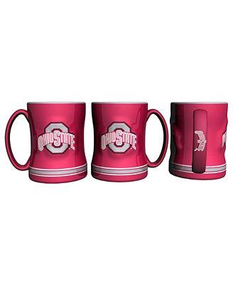 Boelter Brand Ohio State Buckeyes 15 oz. Relief Mug