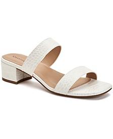 Vernaa Dress Sandals, Created for Macy's