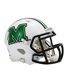 Marshall Thundering Herd Speed Mini Helmet