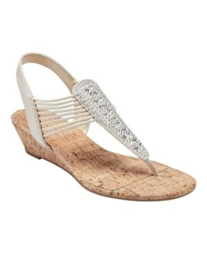 Women's Gabe Beaded Thong Sandals Women's Shoes