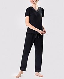 Women's Soft Cotton Cozy Mood Pajama Set