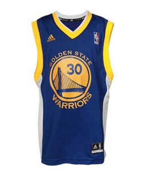 b979c43df adidas Kids  Stephen Curry Golden State Warriors Revolution 30 Jersey