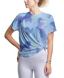 Women's Printed Crewneck T-Shirt