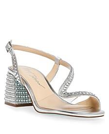 Betsey Johnson Milah Evening Sandals
