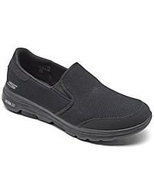 Men's GO walk 5 - Beeline Slip-On Walking Sneakers from Finish Line