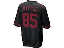 San Francisco 49ers Men's Game Jersey - George Kittle