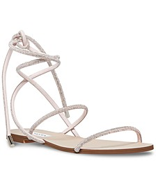 Women's Twirl-R Ankle-Tie Sandals