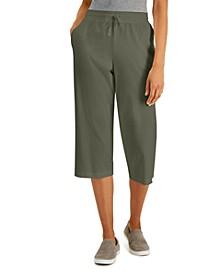 Knit Capri Pants, Created for Macy's