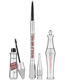 3-Pc. Big Brow Love Set