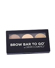 Brow Bar To Go - Blonde To Brunette