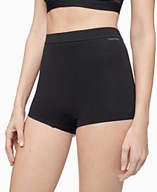 Women's Perfectly Fit Flex High-Rise Boyshort Underwear QF6366