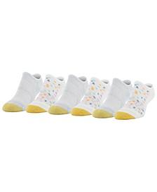 Women's 6-Pk. Eco Tech So-Low Socks