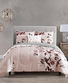 Indre 12-Pc. Reversible Comforter Sets
