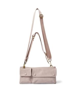 Urban Originals Women's Art Of Happiness Bag In Lavendar