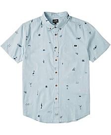 Men's Sundays Mini Short Sleeve T-shirt