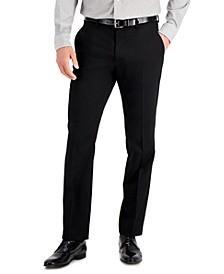 Men's Portfolio Slim-Fit Stretch Suit Pants