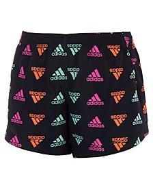Big Girls Printed Woven Shorts