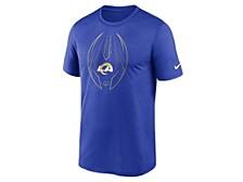 Los Angeles Rams Men's Icon Legend T-Shirt