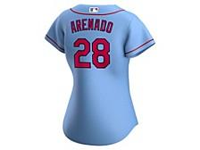 Authentic MLB Apparel St. Louis Cardinals Women's Official Player Replica Jersey - Nolan Arenado