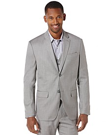 Men's Texture Suit Jacket