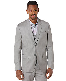 Perry Ellis Texture Suit Jacket