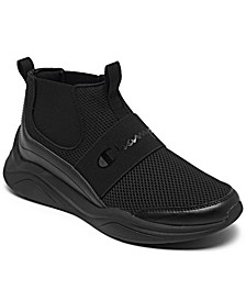 Women's Legacy A Slip-On High Top Casual Sneakers from Finish Line