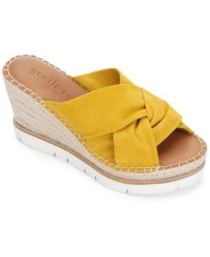 by Kenneth Cole Women's Elyssa Braid Sandals Women's Shoes