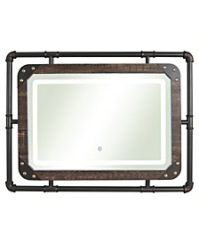 Mibelle Rectangle Wall Mirror