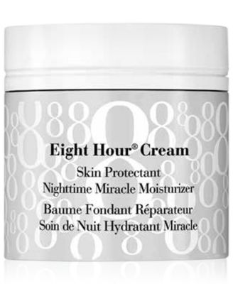 Eight Hour Cream Skin Protectant Nighttime Miracle Moisturizer, 1.7 oz