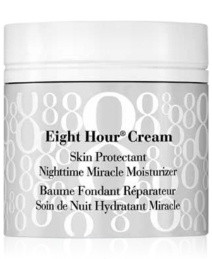 Eight Hour Cream Skin Protectant Nighttime Miracle Moisturizer