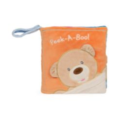 Gund Peek-a-Boo Bear Soft Book