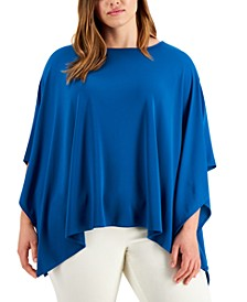 Plus Size High-Low Top, Created for Macy's