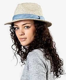 Women's Cassidy Straw Sun Hat