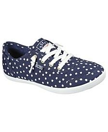 Women's Bobs B Cute - Dot Dot Dot Slip-On Casual Sneakers from Finish Line