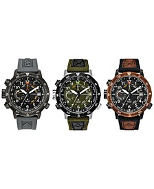 Men's Eco-Drive Promaster Aqualand Watch Collection
