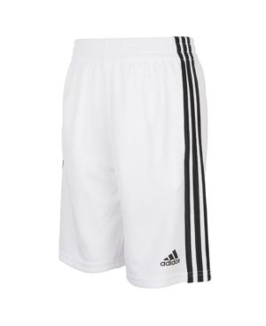 Adidas Originals Clothing ADIDAS LITTLE BOYS CLASSIC 3-STRIPES SHORTS